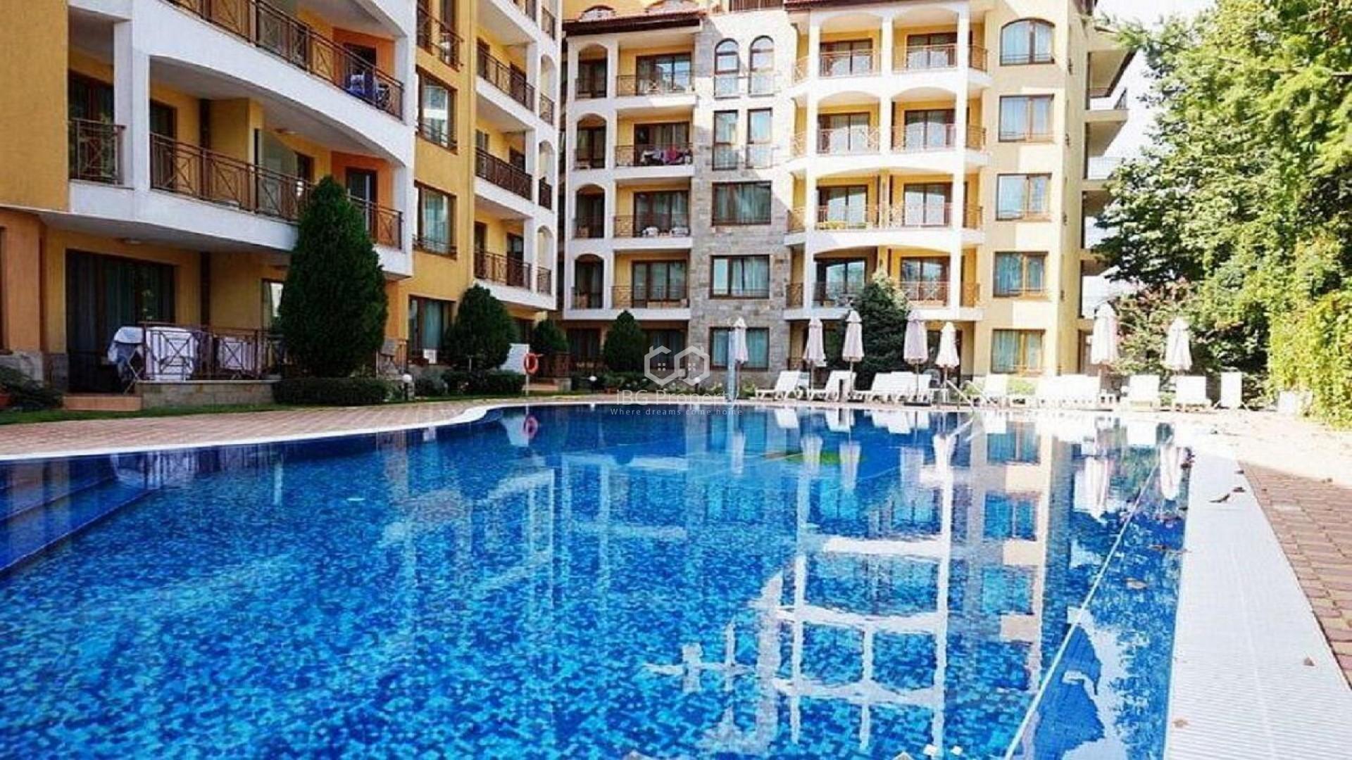 One bedroom apartment Sunny Beach 116,64 m2