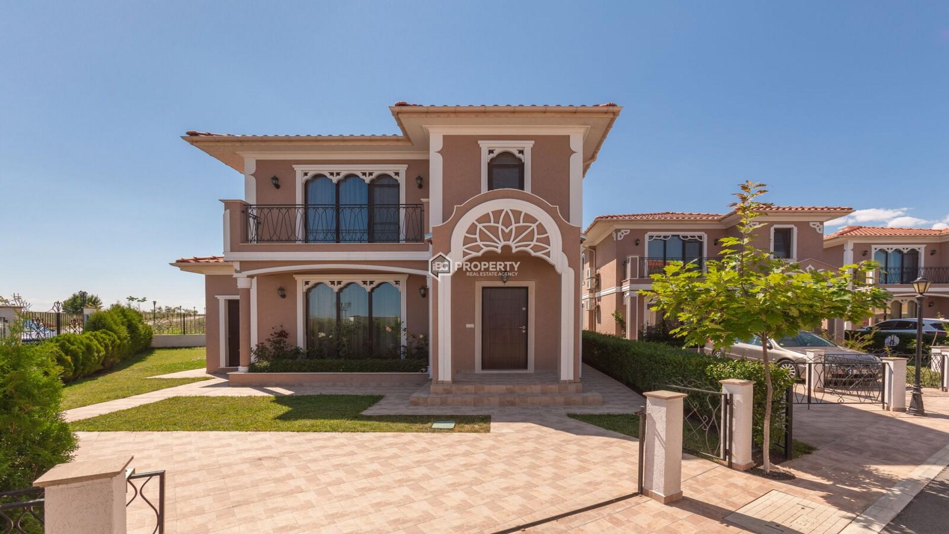 House Lakhana Burgas 132 m2