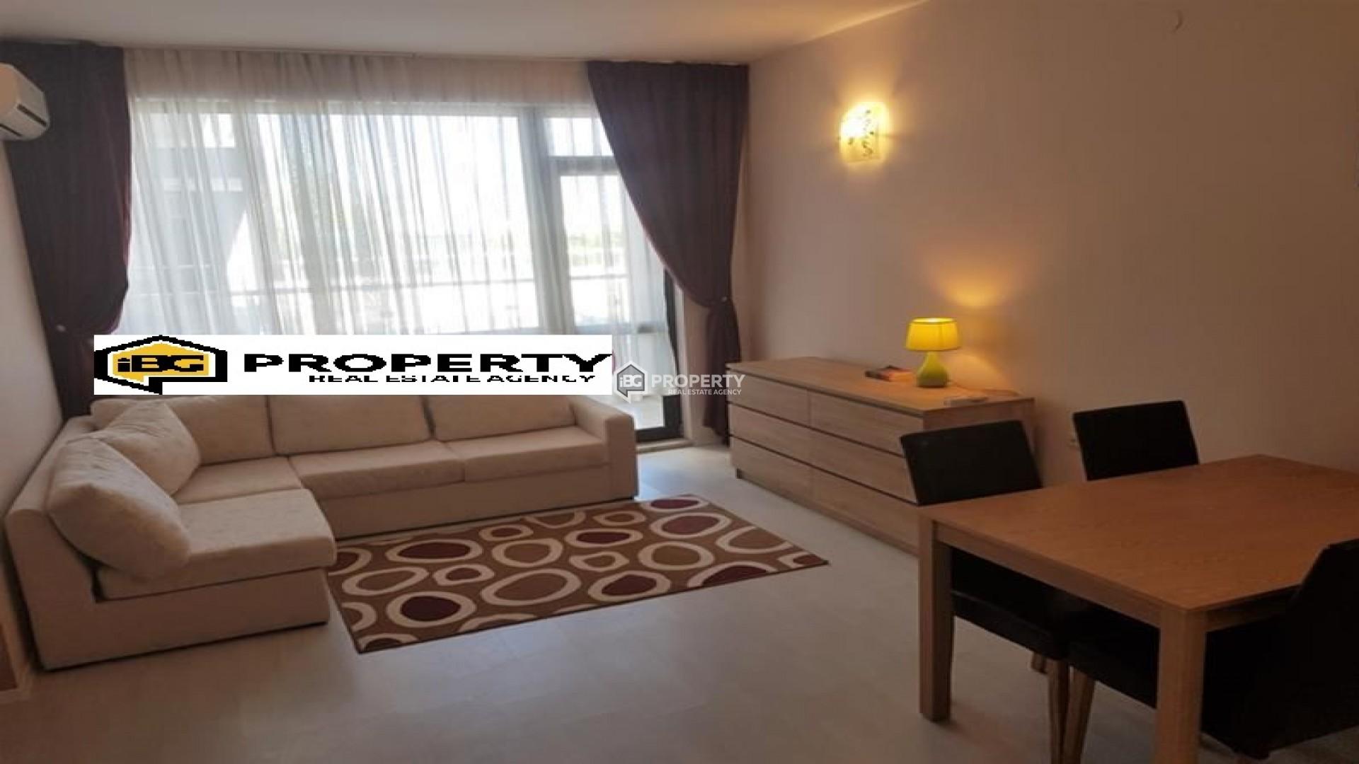 One room apartment Goldan Sands 54 m2