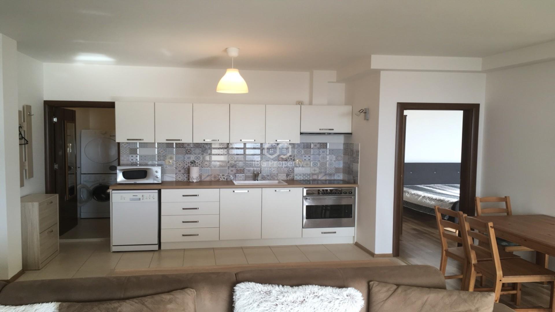 One bedroom apartment Briz Varna 72 m2