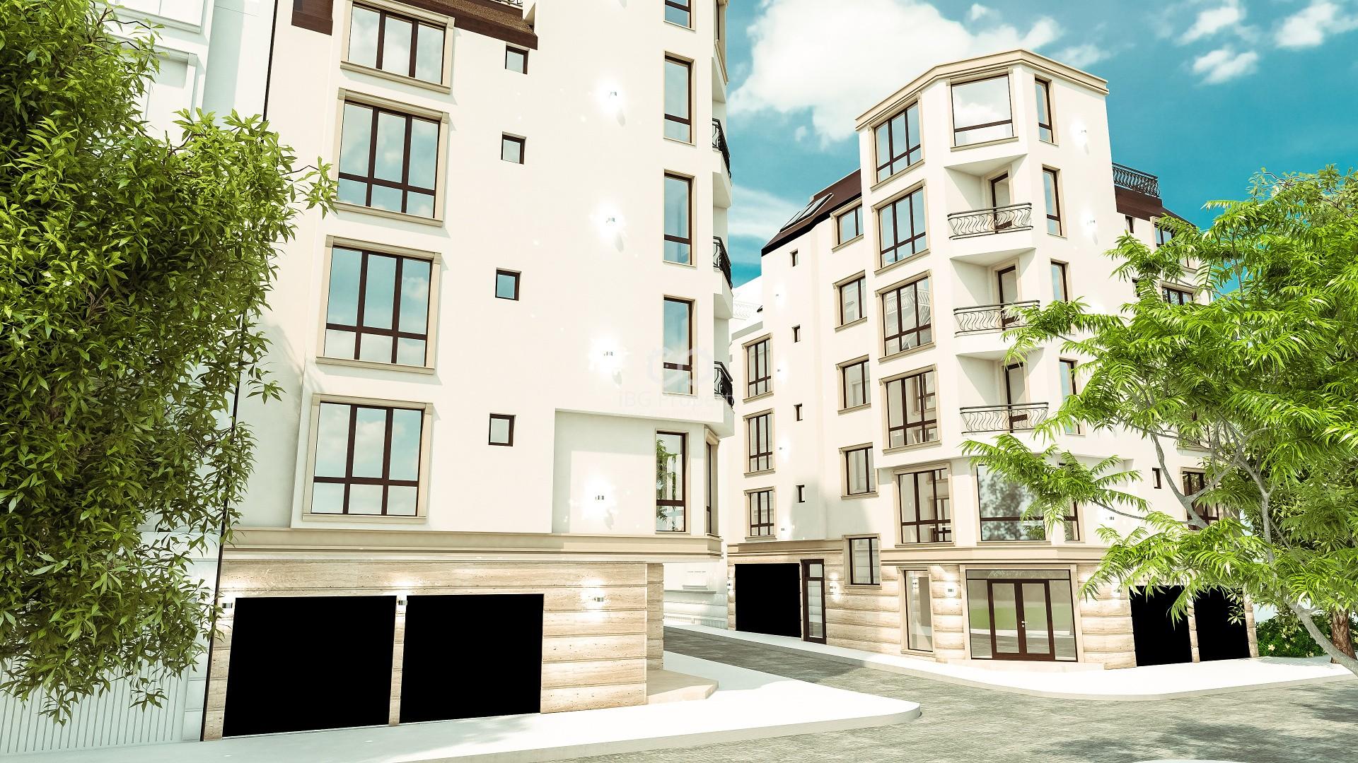Two bedroom apartment Kolhozen pazar Varna 72,12 m2