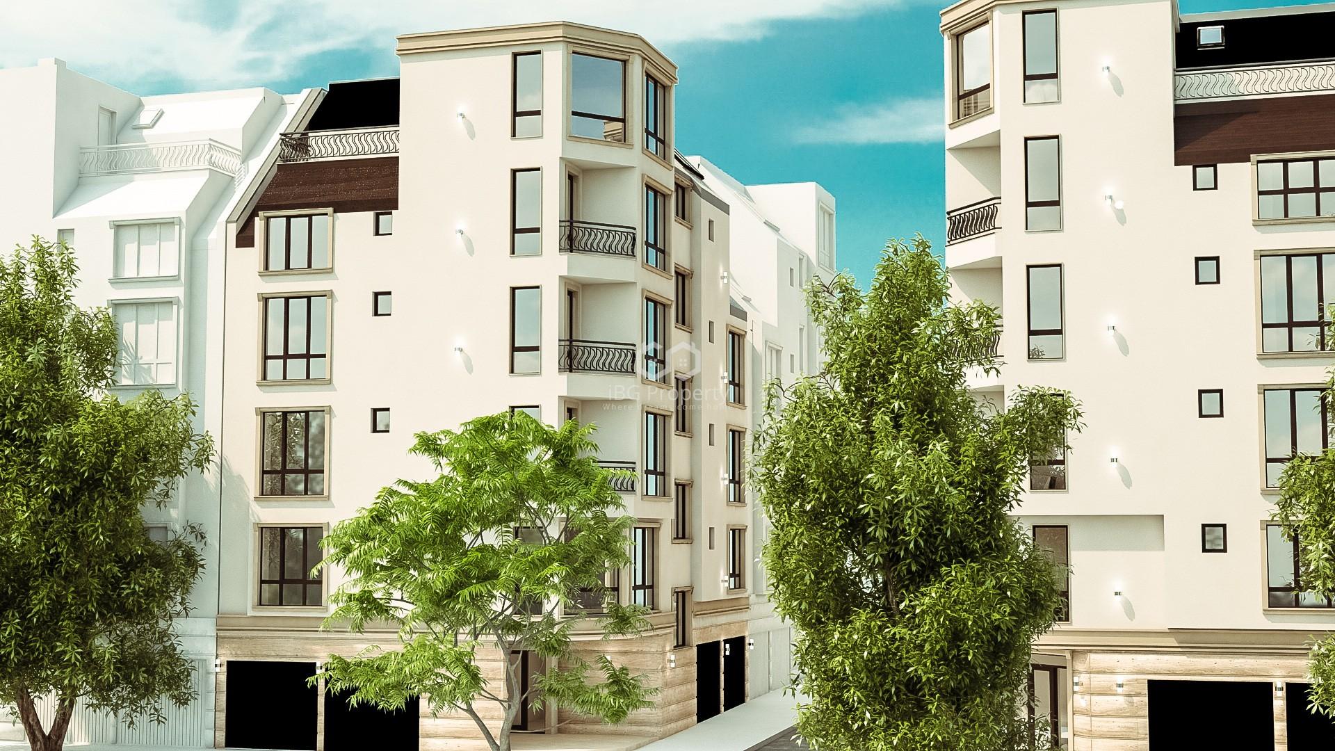 Two bedroom apartment Kolhozen pazar Varna 134,24 m2