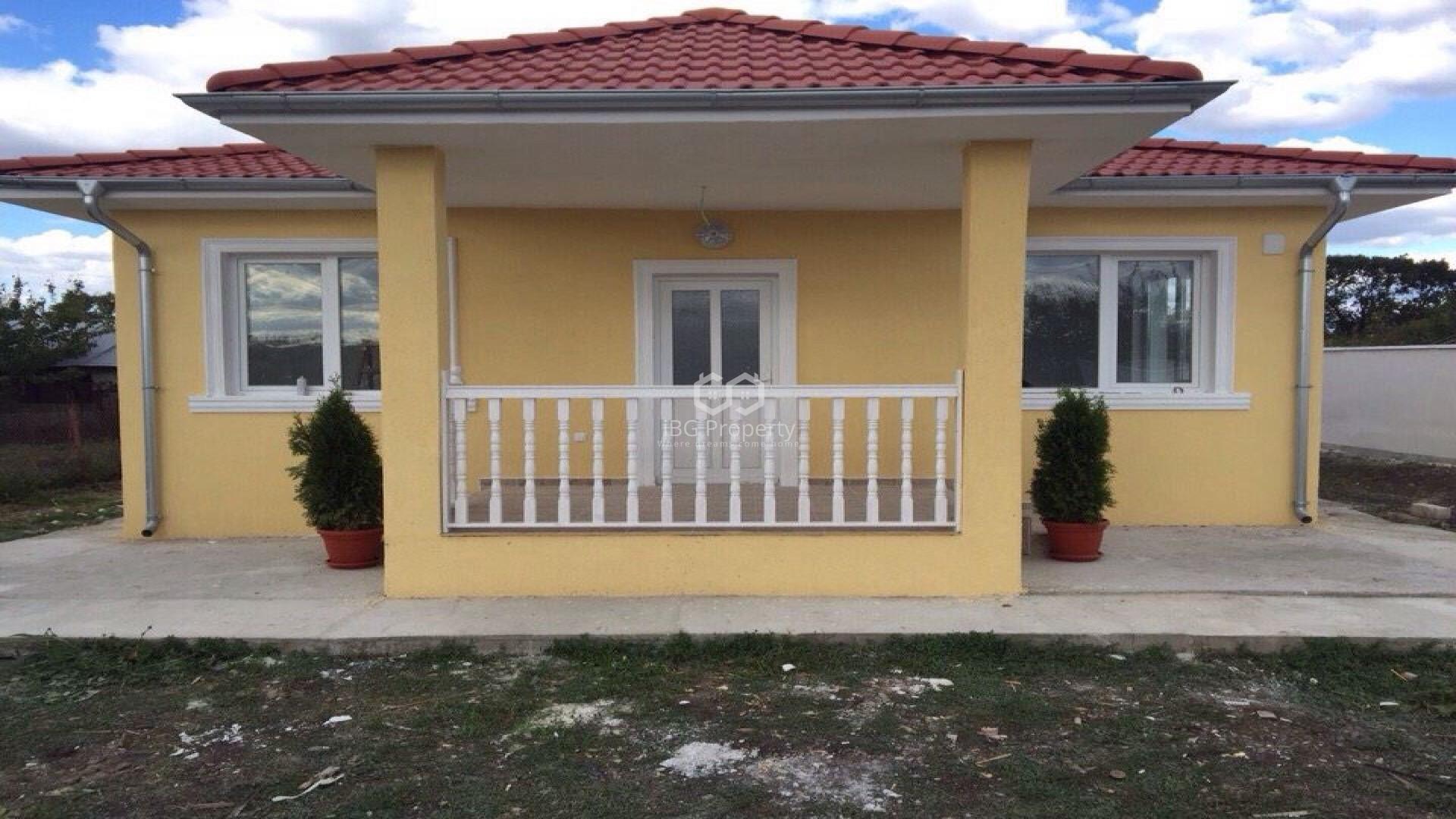 House in Trastikovo 80 m2