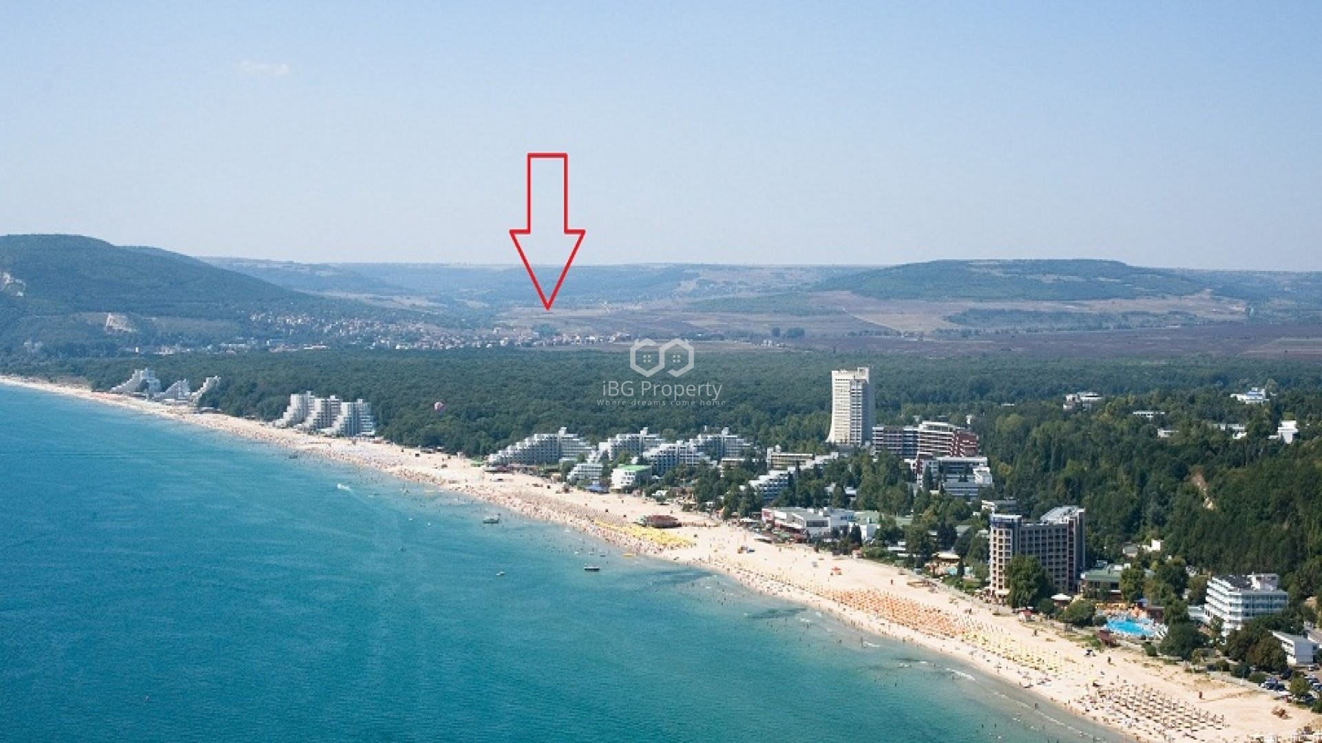 Land Osenovo 850 m2
