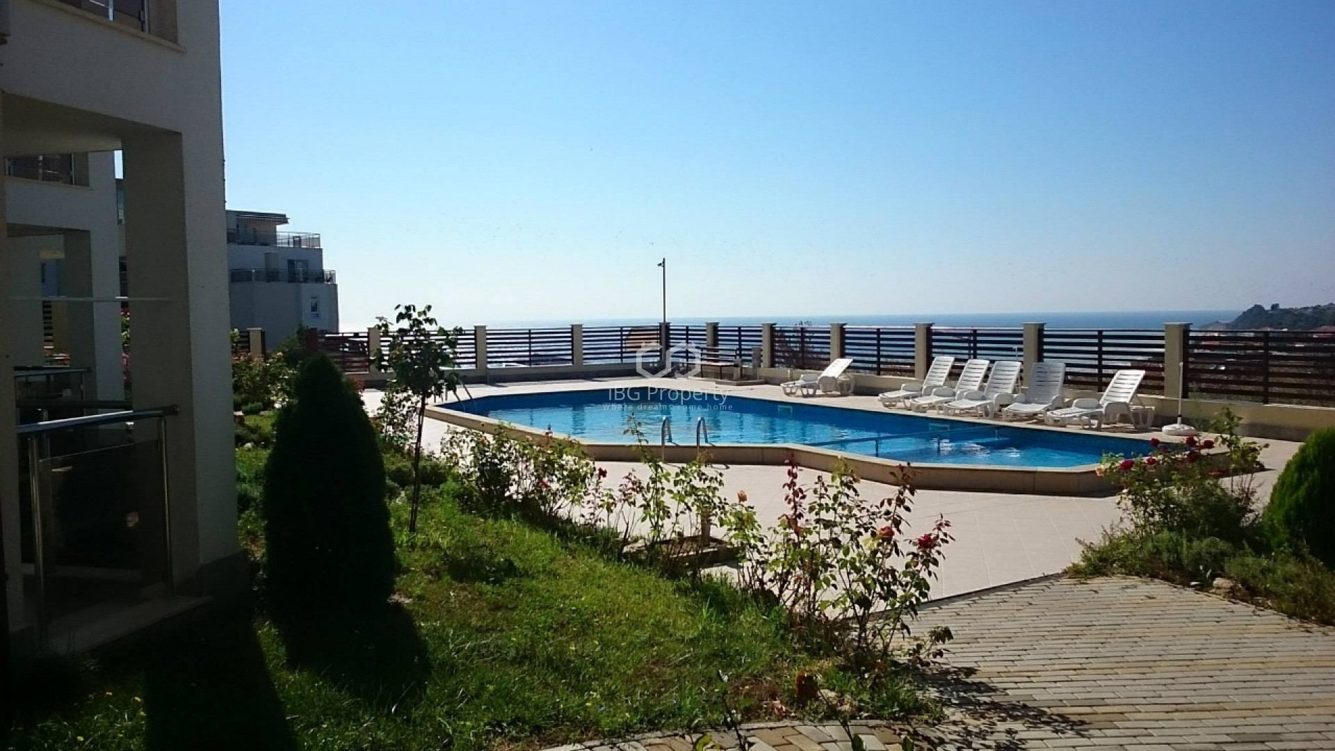 One bedroom apartment Byala 67,77 m2