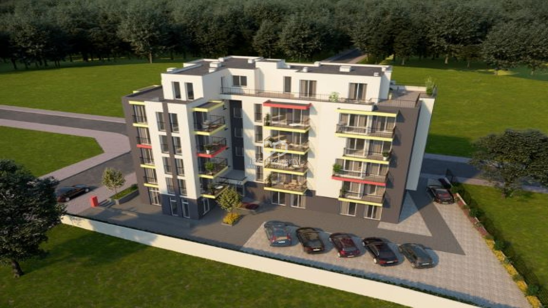 Two bedroom apartment Obzor 90,03 sq.м.