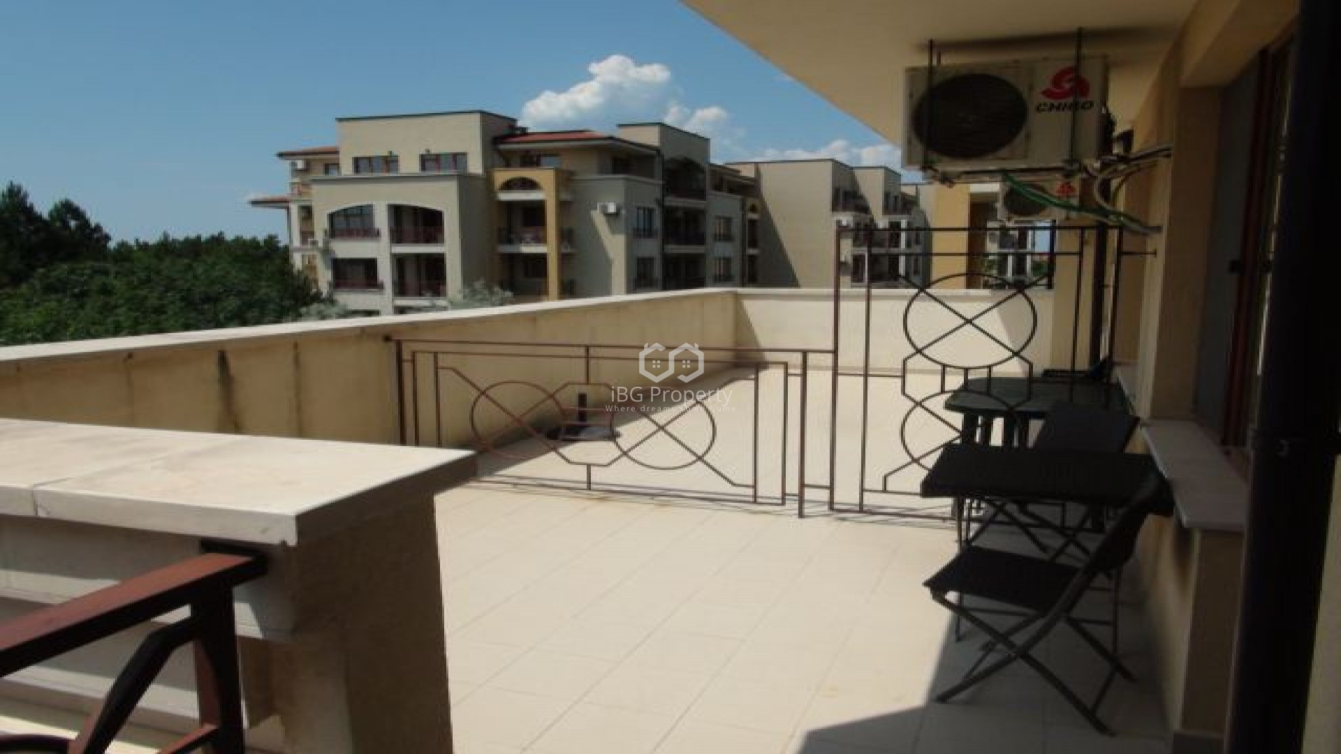 One bedroom apartment Balchik 90 m2