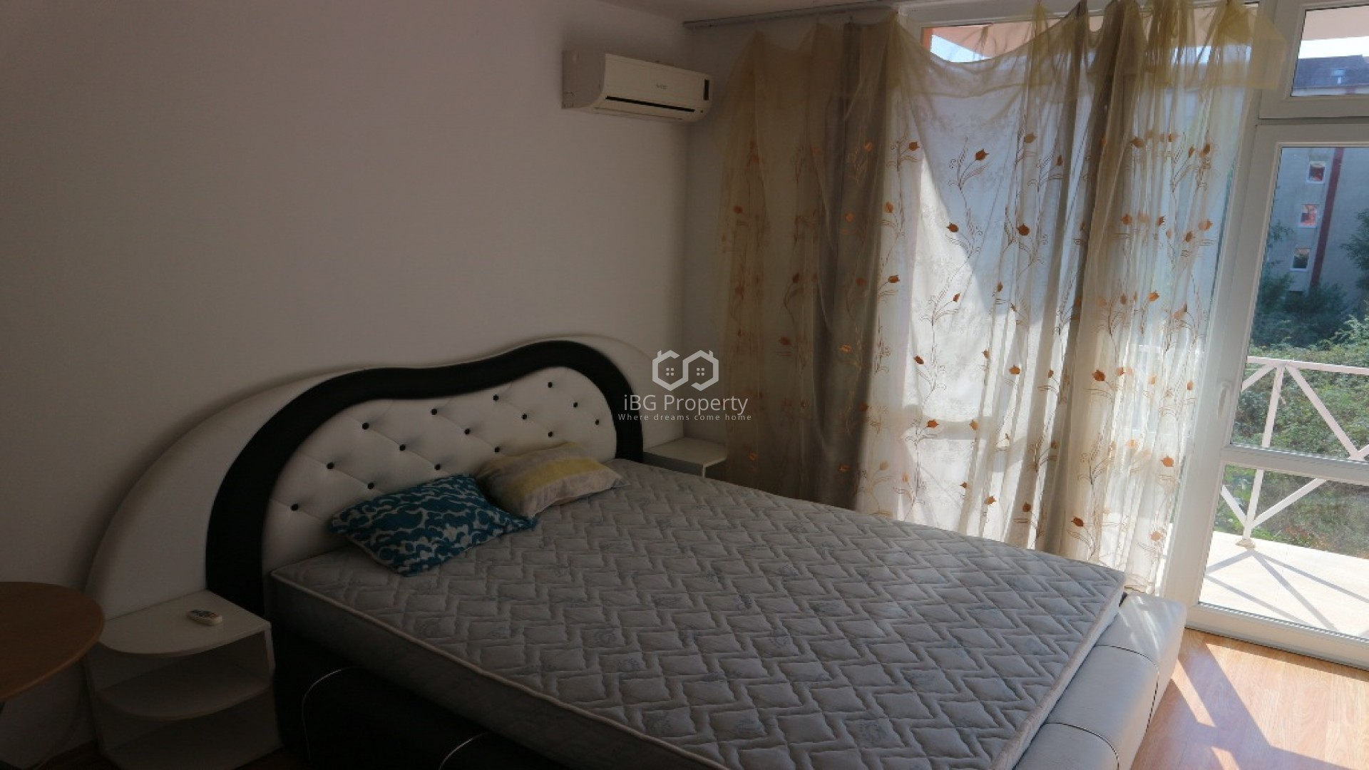 One room apartment Sunny Beach 30 m2