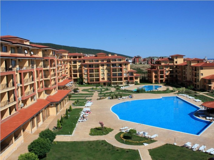 Two bedroom apartment Sveti-vlas 97 m2