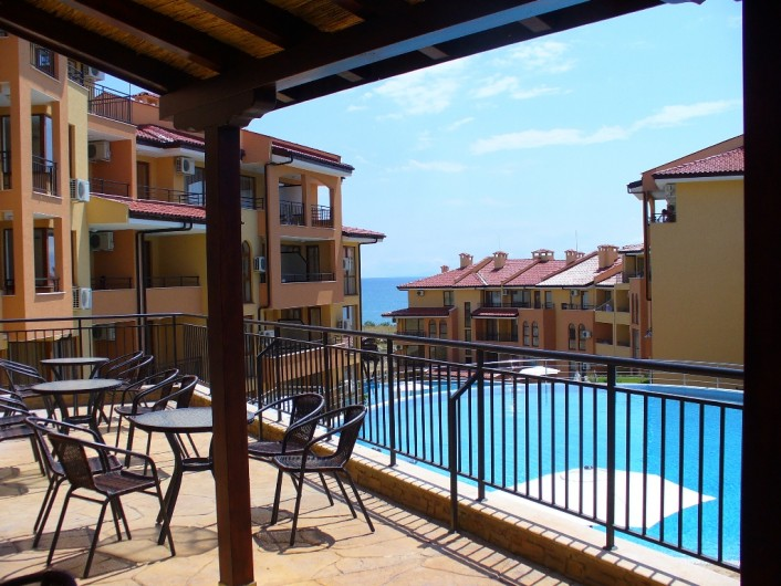 Two bedroom apartment Sveti-vlas 98 m2