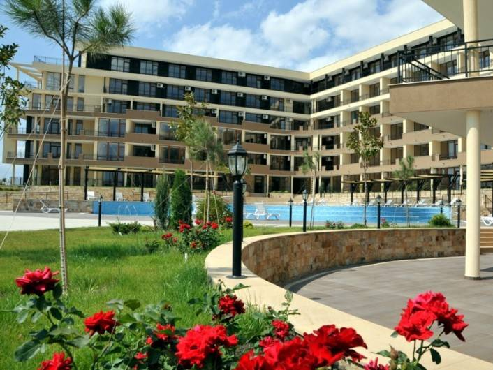 Two bedroom apartment Sveti-vlas 107 m2