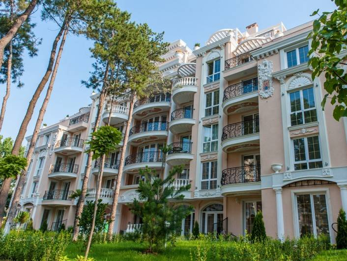 One bedroom apartment Sunny Beach 46 m2