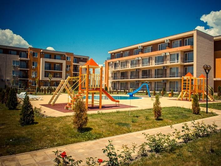 One room apartment Sunny Beach 40 m2