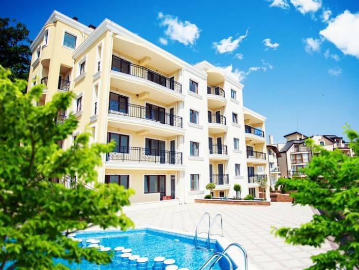 Two bedroom apartment Byala 146 m2