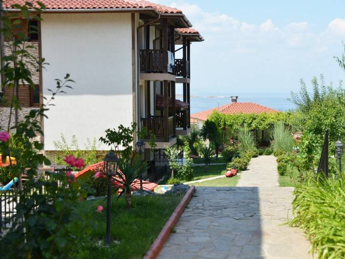 Two bedroom apartment Sozopol 68 m2