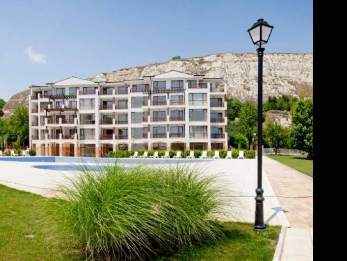 One bedroom apartment Balchik 58 m2