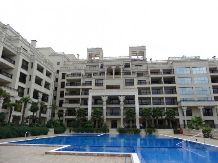 One bedroom apartment Golden-sands 80 m2