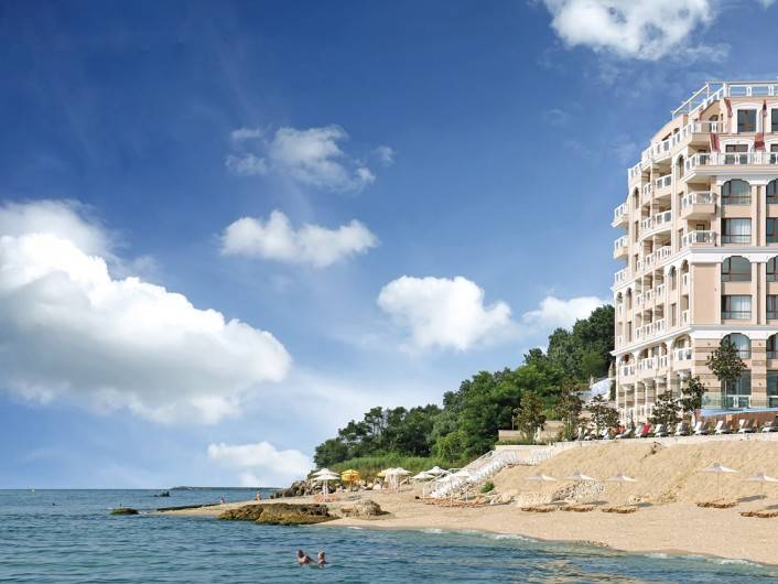 One bedroom apartment Golden-sands 105 m2