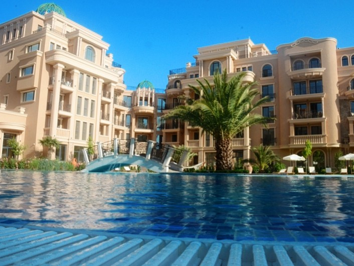 One bedroom apartment Sunny Beach 76 m2