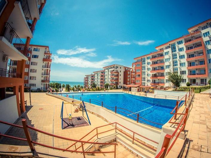 Two bedroom apartment Elenite 95 m2