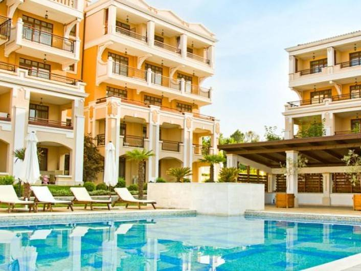 Two bedroom apartment Sozopol 67 m2