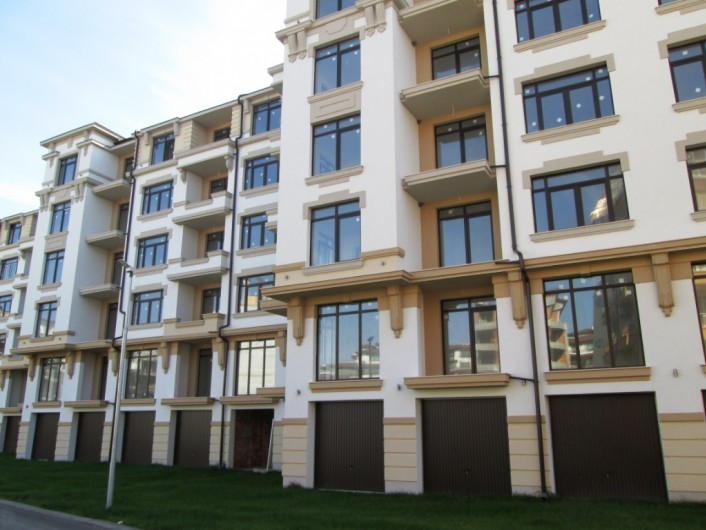 One room apartment Pomorie 23 m2