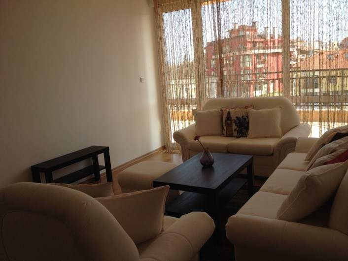 One bedroom apartment cherno-more Nesebr 66 m2