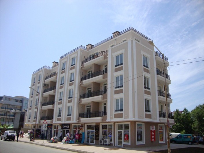 One bedroom apartment Sunny Beach 75 m2