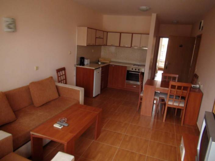 Two bedroom apartment Sveti-vlas 99 m2