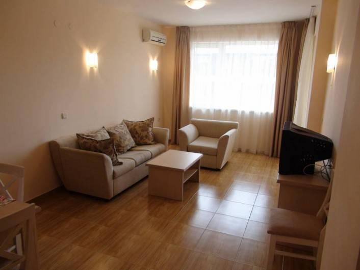 Two bedroom apartment Sveti-vlas 123 m2