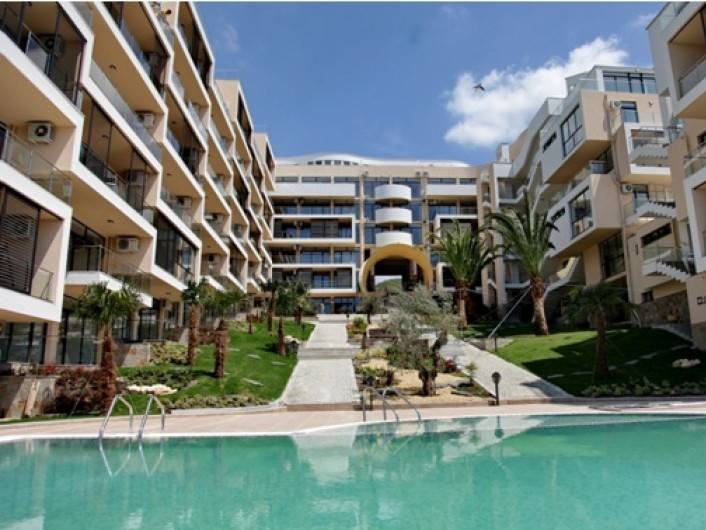 One bedroom apartment Sveti-vlas 75 m2