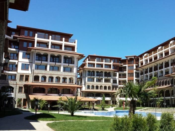 Two bedroom apartment Sveti-vlas 110,65 m2