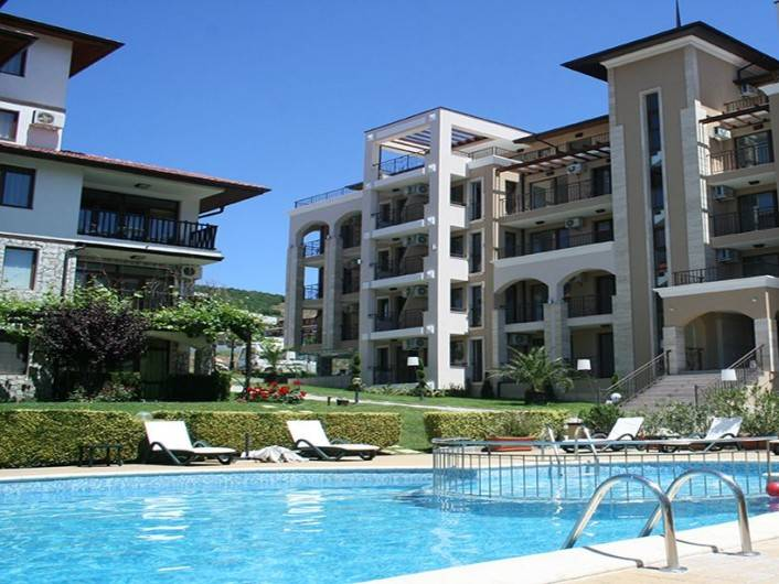 One bedroom apartment Sveti-vlas 54,51 m2