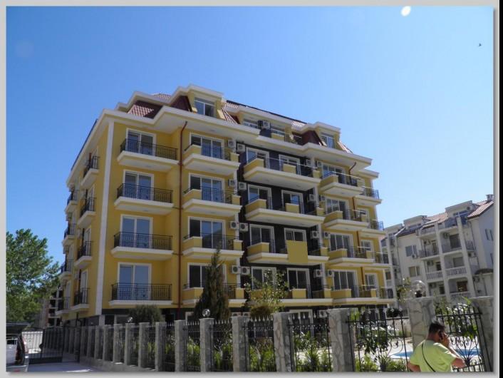One room apartment Sunny Beach 33 m2