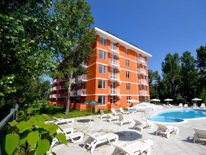 One bedroom apartment Sunny Beach 40 m2