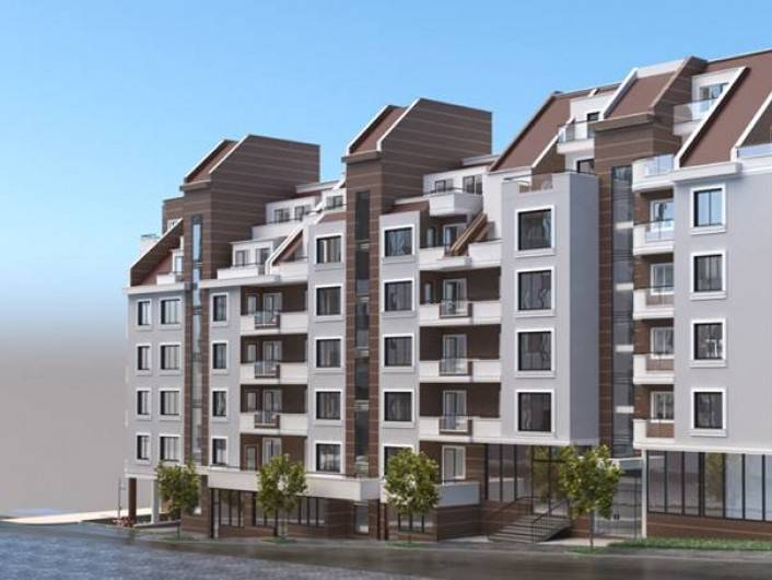 Two bedroom apartment levski Varna 113 m2