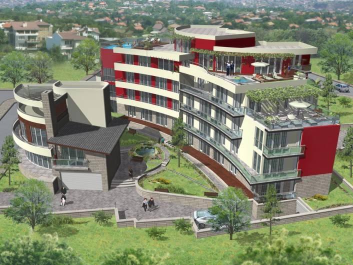 One room apartment galata Varna 72 m2