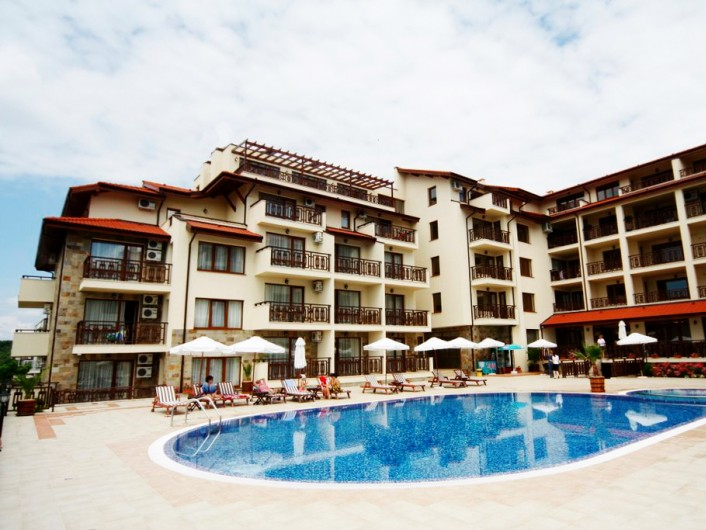Two bedroom apartment Sunny Beach 85 m2