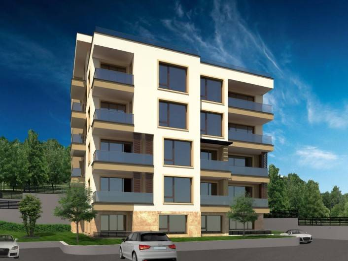 One bedroom apartment briz Varna 47 m2