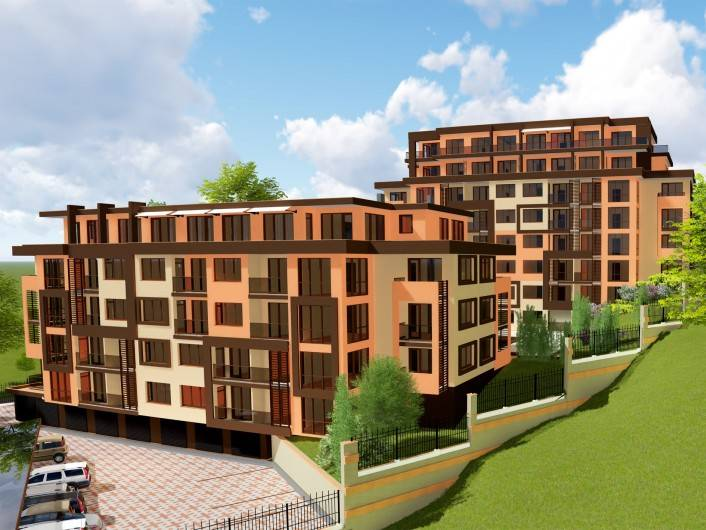 One bedroom apartment pchelina Varna 59 m2