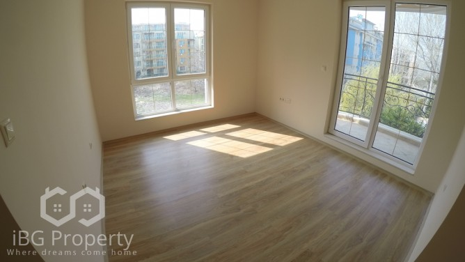One bedroom apartment Sunny Beach 52 m2