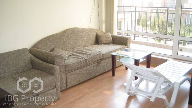 One bedroom apartment Sunny Beach 57 m2