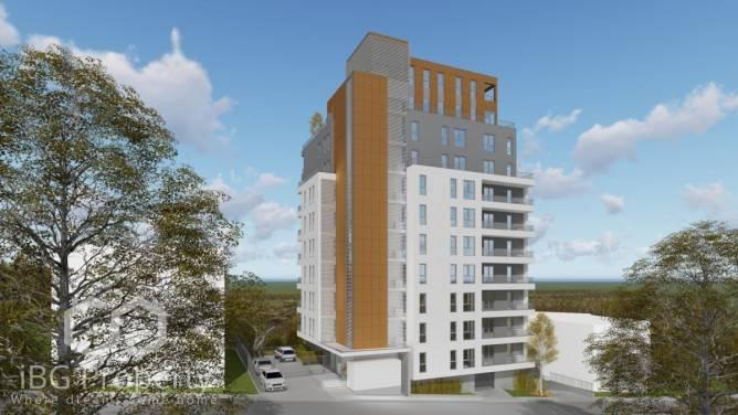 Two bedroom apartment briz Varna 95 m2