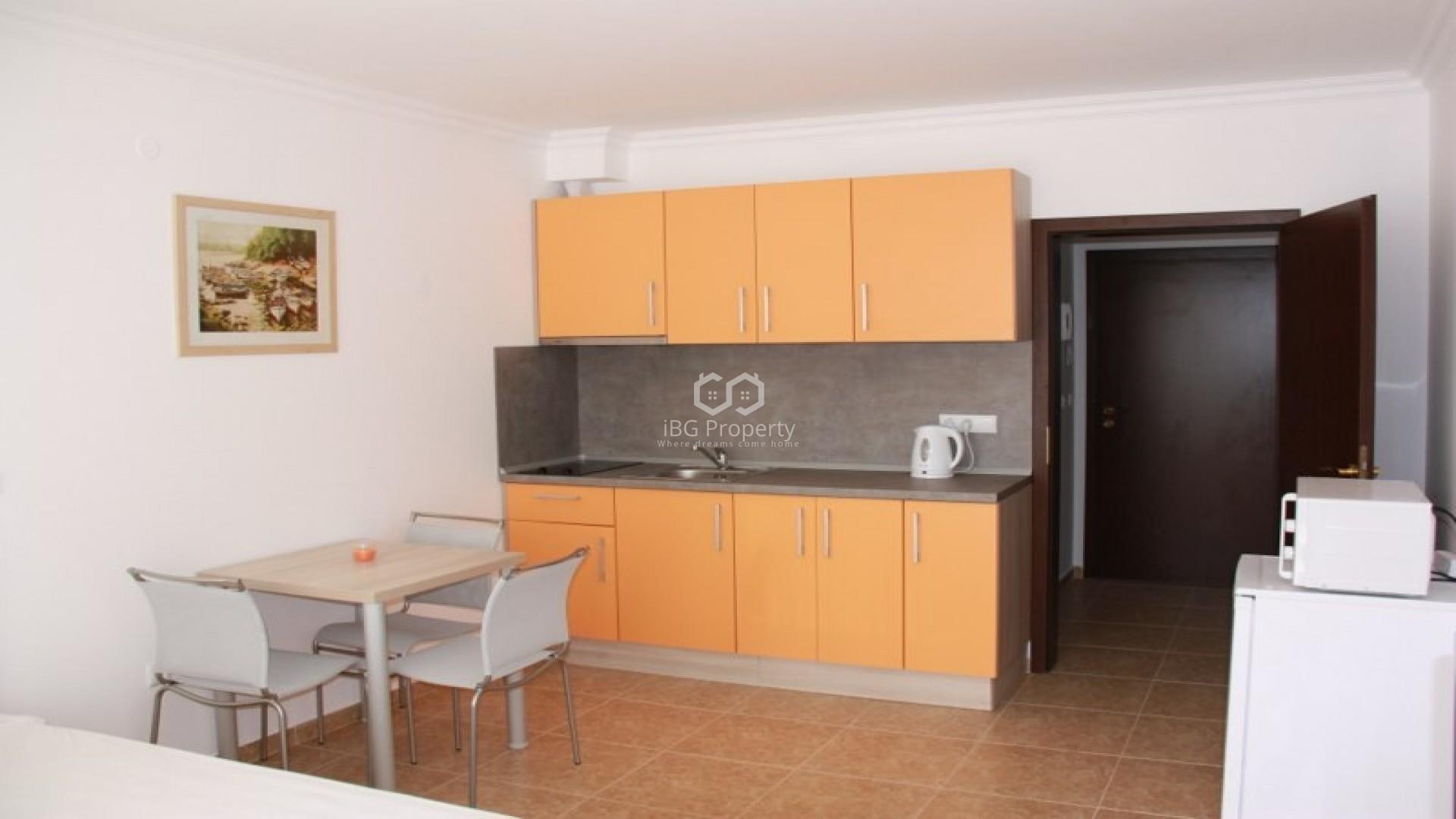 One room apartment Sveti-vlas 38 m2