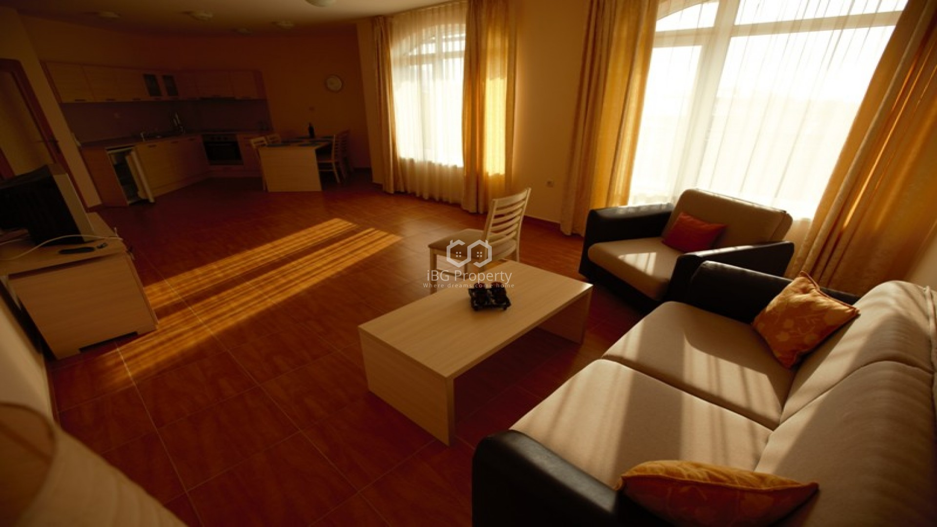 Many bedrooms apartment Sveti-vlas 142 m2