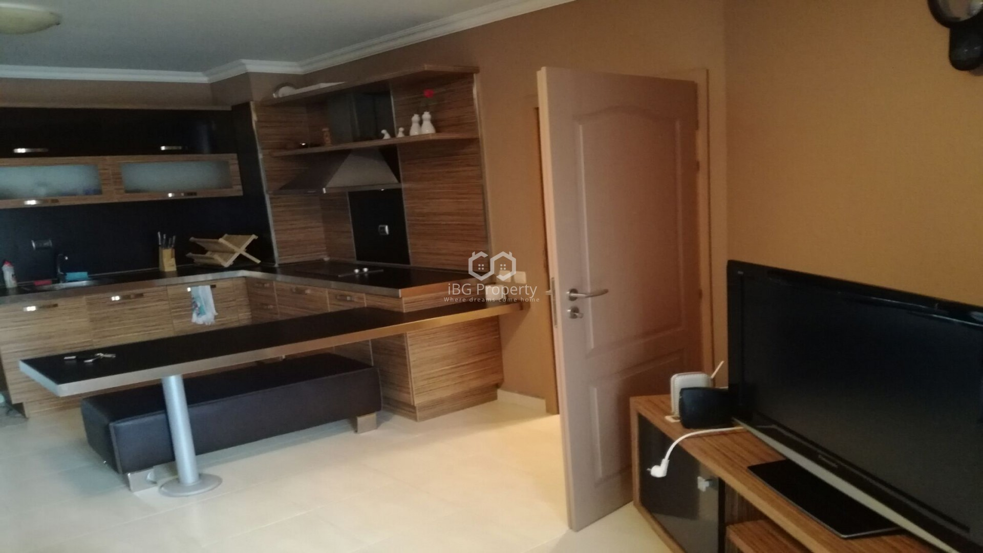 Two bedroom apartment Nesebr 78 m2