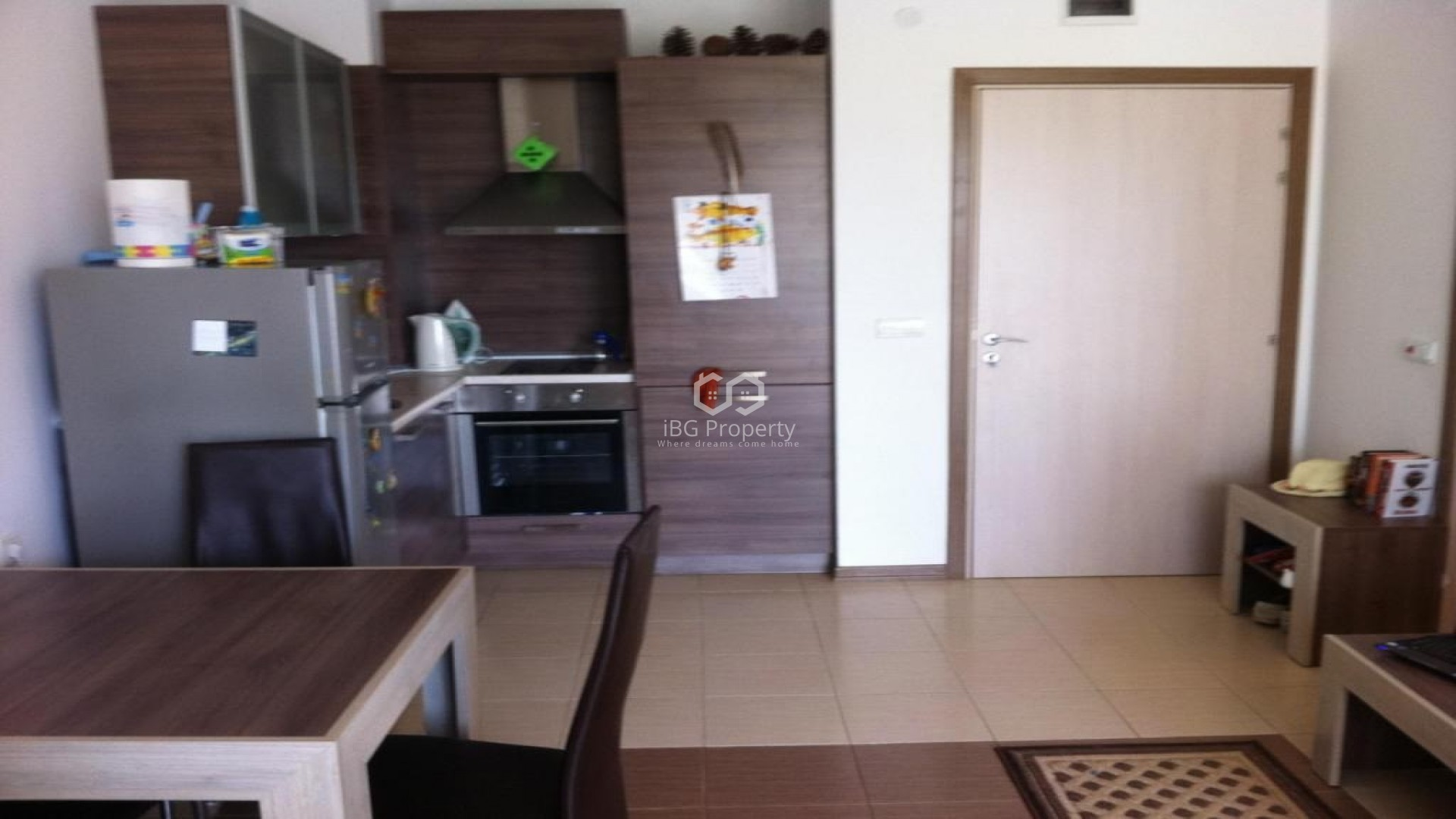 One room apartment Chernomorets 47 m2