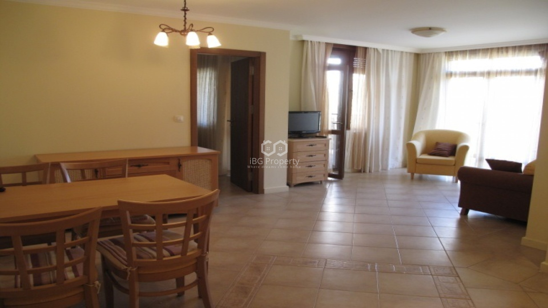 One bedroom apartment Sozopol 60 m2