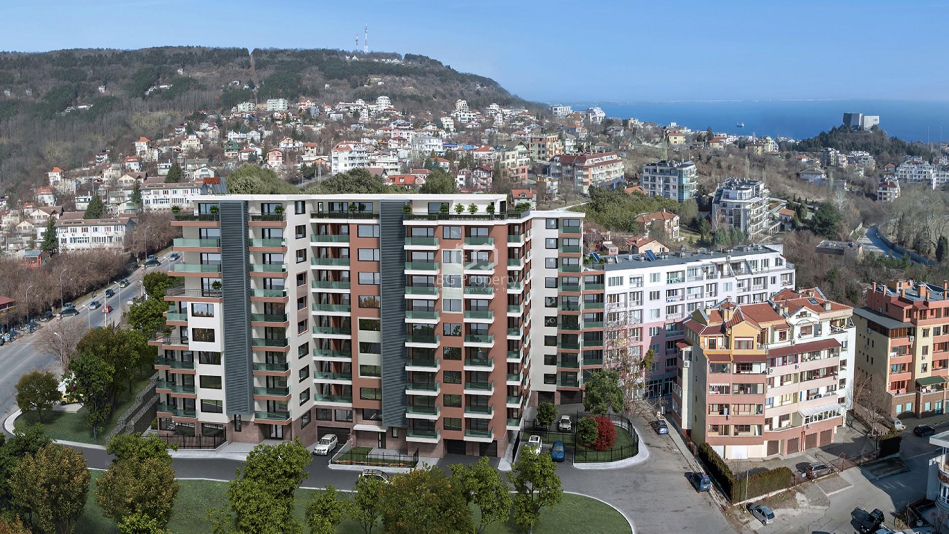 Two bedroom apartment briz Varna 90 m2
