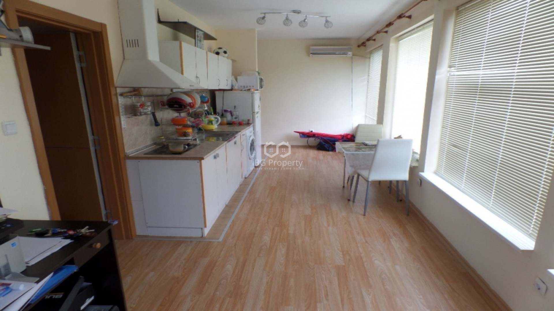 One bedroom apartment sarafovo Burgas 39 m2